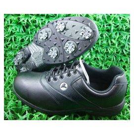 鞋真皮高爾夫球鞋 男士高爾夫訓練鞋 練習鞋 鞋 皮鞋
