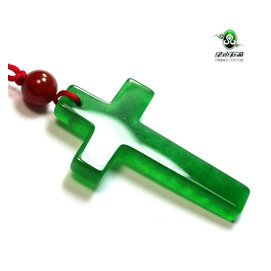 lssp 馬來玉十字架弔墜 項鏈墜 男女款掛墜 聖誕 tg183