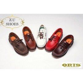 ~Z.U SHOES~ORIS 男款雷根式帆船鞋
