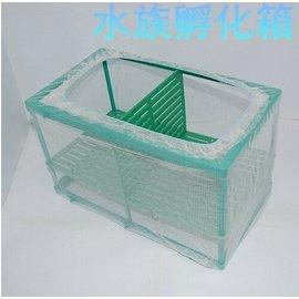 ~攬勝~魚缸水族箱孵化器 幼魚病魚 受傷魚隔離網 孔雀魚孵化繁殖箱 大號