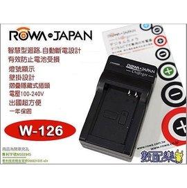 ~數配樂~  ROWA JAPAN 一年 FUJI XE1 XE2 NP~W126 NPW