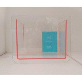 ^~海葵 ^~ ISTA伊士達^~ 超白玻璃彩膠U型神仙缸^(1尺^)同YIDING Sk