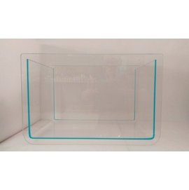 ^~海葵 ^~ ISTA伊士達^~ 超白玻璃彩膠U型神仙缸^(1.6尺^)同YIDING