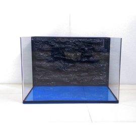 ~海葵 ~BF~45 雅柏UP 典藏型二弧ㄇ型背部過濾套缸 ^(附濾材、馬達^)~^(平面