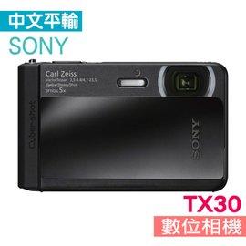 SONY DSC~TX30 相機 防水防塵防寒防震的四防 ^(中文平輸^)  送32G 電
