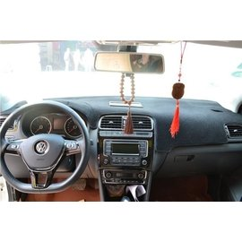 大眾新避光墊儀表台墊汽車中控內飾改裝遮陽防曬隔熱遮光
