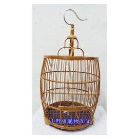小野田寵物 狗飼料、貓飼料、鳥飼料、鳥玩具、鳥籠 ~ 竹製鼓籠 、竹籠、圓竹籠 綠繡眼、白