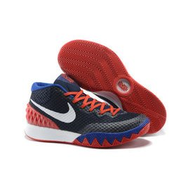 Nike Kyrie 1 EP Dream 凱裏歐文1代 簽名款 迷幻紅騎士戰靴黑白紅藍