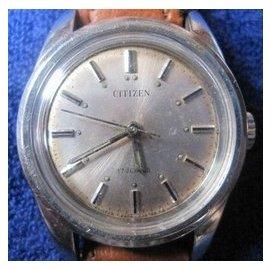 lt 古董手表 gt 西鐵城女表