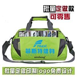 正品 手提圓筒包男女旅行包健身包 潮圓桶包 包包郵
