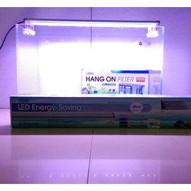 海葵 ^~^~ UP~雅柏超白玻璃 套缸組1.5尺魚缸 LED高階跨燈 止逆外掛過濾器