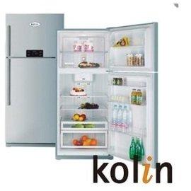 [家事达]Kolin 歌林 KR-25101 双门风扇电子温控式电冰箱 513L 特价