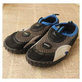 美國品牌 夏溯溪鞋網面透氣涉水鞋速干輕便童鞋男童鞋 外貿原單