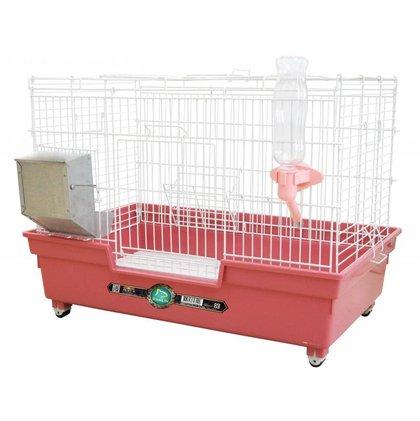 ~Catty~皇冠ACEPET愛兔套房2尺半兔籠天竺鼠貂籠^#743附飼料槽 飲水器 塑底