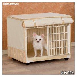 ~Little Catty~IRIS可水洗全塑寵物籠貓籠狗籠室內籠RLC~660附輪 防風