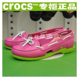 cross女士涼鞋 沙灘帆船鞋洞洞鞋 涼鞋 防滑女鞋14261