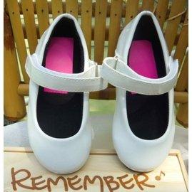 ~~小天使 童鞋~~迪士尼正品公主的夢想冰雪奇緣夢幻氣質女童娃娃鞋童鞋皮鞋花童鞋14.5C