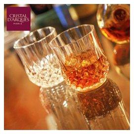 法國CDA 酒具無鉛玻璃杯子水晶烈酒杯白酒杯啤酒杯威士忌酒杯