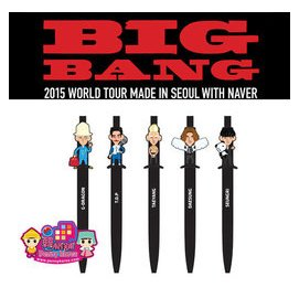 BIGBANG ^~ M 原子筆 ^(勝利^) ^~ MADE Series~韓格舖~爾場