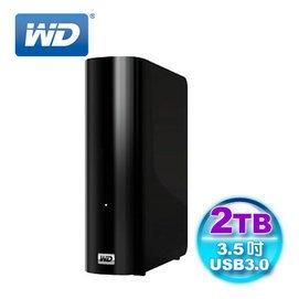 WD My Book 2TB Essential USB3.0 3.5吋外接硬碟 ^(WD