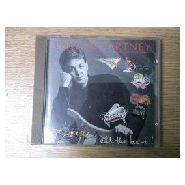 ~MY 書 西洋CD~Paul McCartney 保羅.麥卡尼│All the best