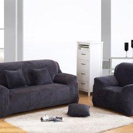 ~冬法蘭絨2人座彈性沙發套~^~客訂~補價差^~ 雙人沙發套沙發墊沙發巾沙發布床墊保潔墊沙