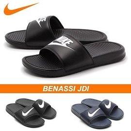 Nike Benassi Swoosh 耐吉拖鞋翠花 Superme拖鞋 權志龍同款拖鞋