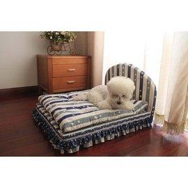 款高檔冬夏四季海綿寵物窩可配涼席 可拆洗狗窩 狗墊子貓窩 全棉買一送二
