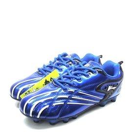 秋卡菲貓兒童足球鞋碎釘室內訓練比賽耐磨球鞋透氣防滑足球童鞋