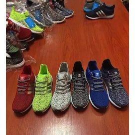 Adidas Ultra Boost 愛迪達 爆米花 透氣跑步鞋 鞋 情侶款 貝克漢