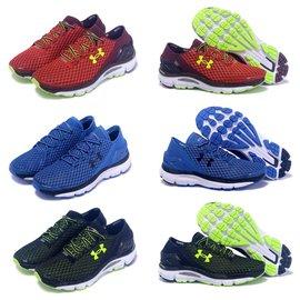 Under Armour 安德瑪 UA Speedform Gemini男子跑步鞋 鞋慢跑