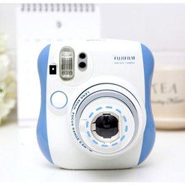 Kelly想拍就拍 拍立得相機 mini25相機白藍套餐 迷你25