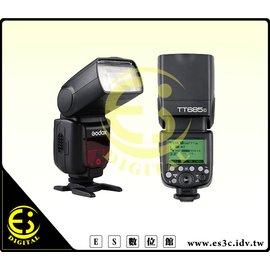 ES Godox 神牛 TT685 機頂 閃光燈 支援TTL GN60 高速同步 可無線主