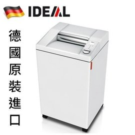 IDEAL 德國 3104 碎紙機 ^(4mm長條狀^) 台