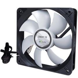 捷領12電腦機箱散熱風扇 風扇 1000轉靜音風扇 3針接口