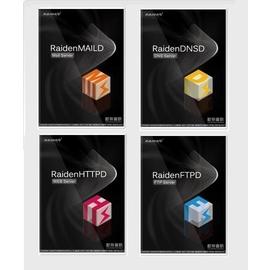 合購   雷電MAILD 旗艦版 盒裝   雷電 FTPD 進階版 盒裝   雷電 HT