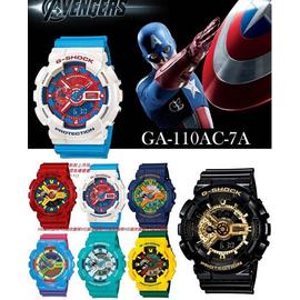 CASIO 手錶G~SHOCK GA~110 GA~100 猿人頭 BAPE合作款 繽紛色