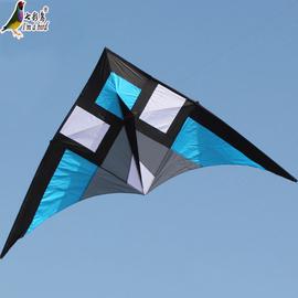 正品濰坊風箏 3米傘布歌劇 三角 易飛 上市