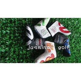 高爾夫推桿套 字母大T 高爾夫推桿套 golf桿頭套