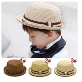 韓國最IN寶寶盆帽嬰兒童草帽漁夫帽子英倫帥氣紳士禮帽 棒球帽網帽漁夫帽遮陽帽寬緣荷葉帽鴨舌