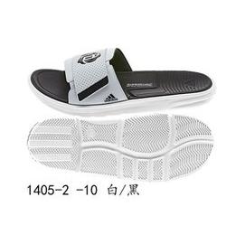 ~衣神NBA~2015 adidas Rose拖鞋 愛迪達羅斯拖鞋 按摩沙灘拖鞋 男款40