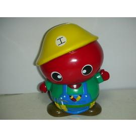aaS. 企業寶寶玩偶娃娃 近 少見台南捐血中心寶寶~工人寶寶 存錢筒 撲滿!! 黑箱14