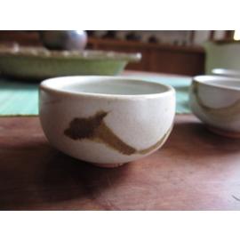 ~江青草堂 ~ 陶藝家~劉小評 茶杯   茶壺 茶器 茶具 手繪 手拉坯  陶器 瓷器 收