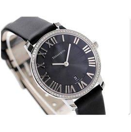 TIFFANY&Co 蒂芙尼 手錶 ATLAS 29mm 鑽石 女錶 Z1831.11.10B10A4琦