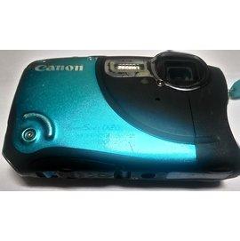 防水10米 ~16G電 相機包組 八成新Canon PowerShot D20 三防GPS