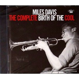 ~爵士復興~Capitol~Miles Davis:The Complete Birth