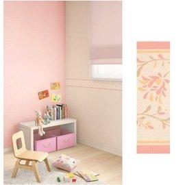 壁紙 壁貼 風格 繽紛色彩 歐式古典 腰帶花紋 豪宅 師御用