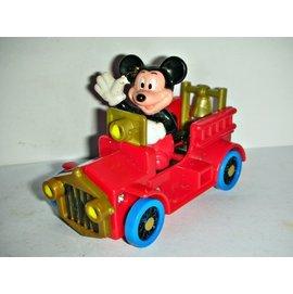 aaL皮.^(企業寶寶玩偶娃娃^)已稍有年代1993年麥當勞發行狄斯耐米奇卡通城~米奇救火