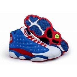 2013新配色AJ13代 邁克爾喬丹JORDAN13.0 喬丹13代 男鞋美國隊長系列 籃
