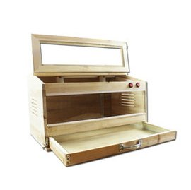 爬蟲用具飼養箱 陸龜蜥蜴蜘蛛變色龍實木箱子 養蛇寵物 保溫箱